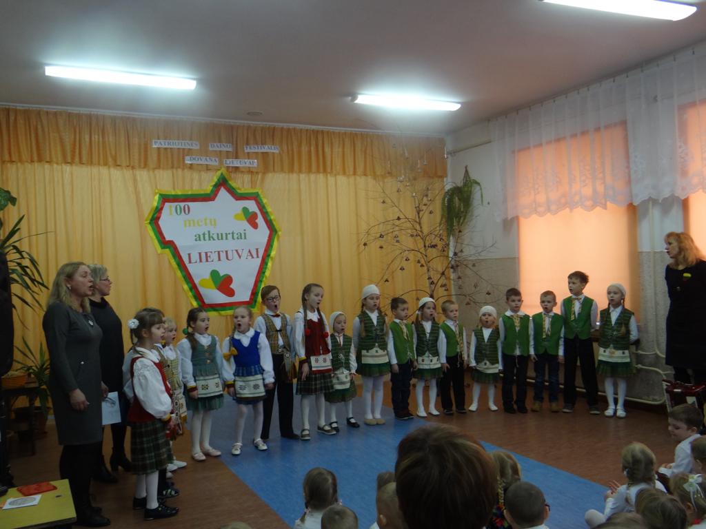 """Festiwal litewskiej piosenki patriotycznej """"Prezent dla Litwy"""""""
