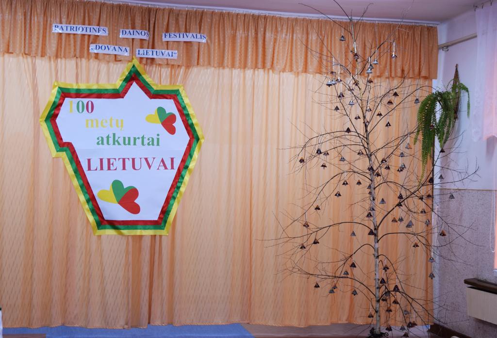 100 dzwoneczków dla Litwy