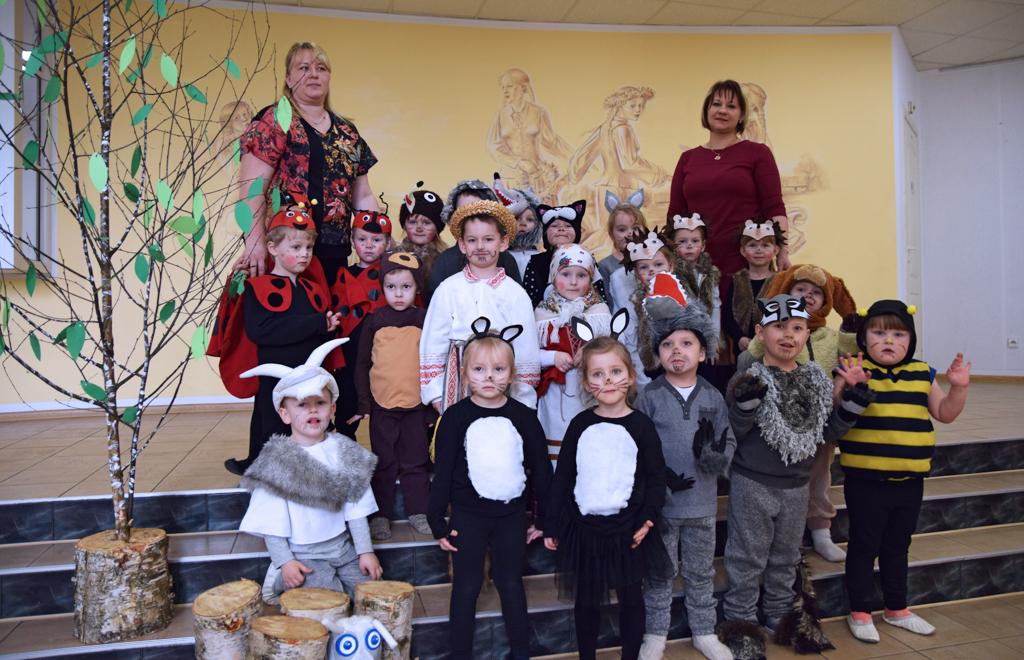 """Festiwal Teatrów Dziecięcych """"Raganė"""""""