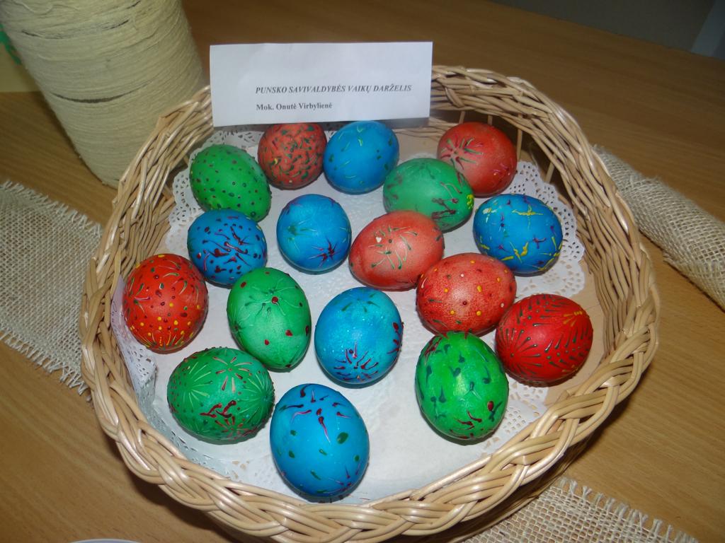 Wystawa Wielkanocna