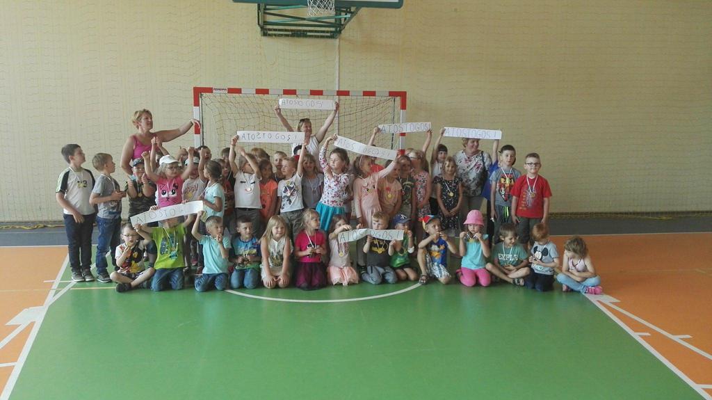 W odwiedzinach u przedszkolaków z Sejn