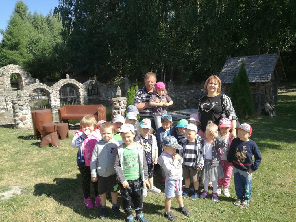 Wycieczka do Osady Jaćwiesko – Pruskiej